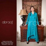 Abraaj Party Wear Dresses Collection 2013 For Women 005