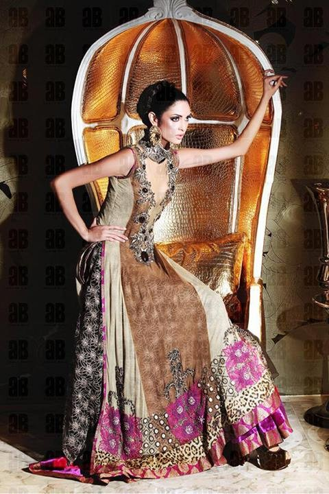Ahmad Bilal Formal Wear Collection For Women 001