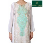 Ahsan Khan Semi Formal Party Wear Collection 2013 For Women 03