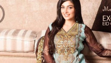 Al Zohaib Textile Mahnoor Eid Dresses 2013 For Girls 001