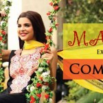 Al Zohaib Textile Mahnoor Eid Dresses 2013 For Girls 007