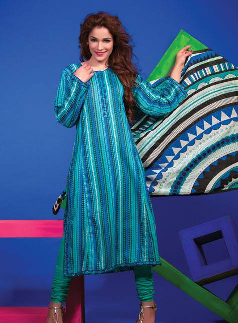 Alkaram Spring Summer Collection 2013 For Women 001