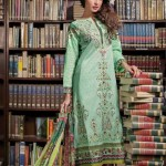 Allure Limited Edition Premium Lawn Dresses Collection 2013 002