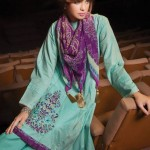 Allure Limited Edition Premium Lawn Dresses Collection 2013 004