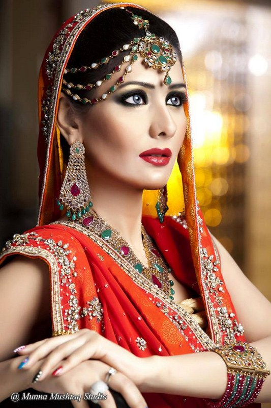 Anum Yazdani Bridal Jewellery Collection 2013 For Women 001