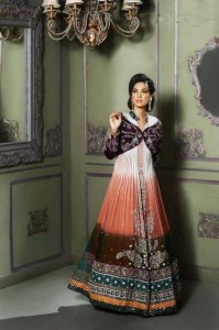 Bridals Wear Stylish Dresses 2013 For Asian Bridals 003