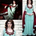 Bridals Wear Stylish Dresses 2013 For Asian Bridals 005