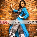 Change Mid-Summer Dresses Collection 2013 For Eid 002