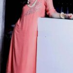 Cranberry Casual Wear Dresses Collection Latest 2013 001