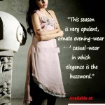 Cranberry Casual Wear Dresses Collection Latest 2013 002