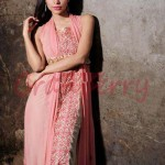 Cranberry Casual Wear Dresses Collection Latest 2013 004