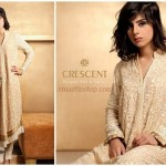 Crescent Lawn Casual wear Eid Collection 2013 For Women 001