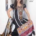 Dawood Printed Lawn Collection 2013 by Dawood Textile For Women 001