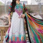 Dawood Printed Lawn Collection 2013 by Dawood Textile For Women 002