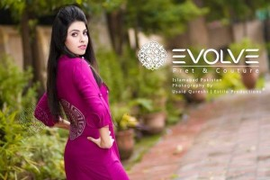 Evolve Party Wear Dresses 2013 For Girls 005