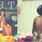 Farah Talib Aziz Bridal Wear Collection 2013 For Girls 004