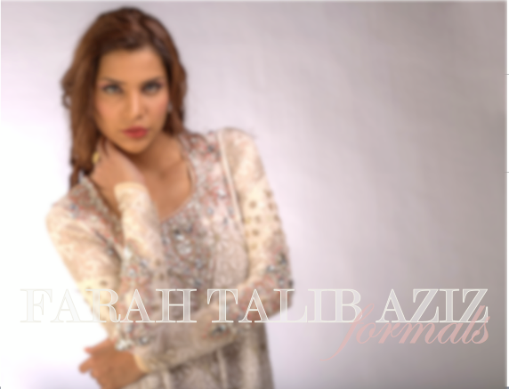 Farah Talib Aziz Bridal Wear Collection 2013 For Girls 005