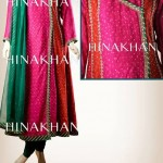 Hina Khan Midsummer Dresses Latest Collection 2013 For Women 002