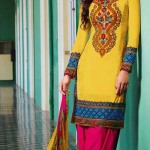 Kaneesha party wear dress collection 2013 05