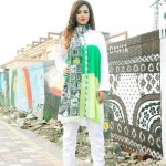 Latest Dresses women Wear Collection By Nida Azwer For Independence Day 2013 (2)