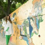 Latest Dresses women Wear Collection By Nida Azwer For Independence Day 2013 (3)