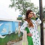 Latest Dresses women Wear Collection By Nida Azwer For Independence Day 2013 (4)