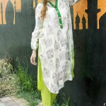 Latest Dresses women Wear Collection By Nida Azwer For Independence Day 2013 (5)