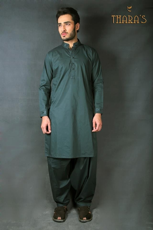 Latest stylish Dresses Kurta Collection for Man By Thara's (1)