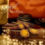 Maria B Eid Jewellery Collection Stylish 2013 For Women 002