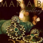 Maria B Eid Jewellery Collection Stylish 2013 For Women 003