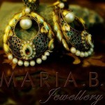 Maria B Eid Jewellery Collection Stylish 2013 For Women 005