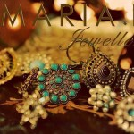 Maria B Eid Jewellery Collection Stylish 2013 For Women 006