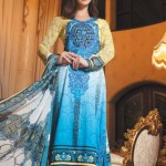 Monsoon Festivana Vol 2 Collection 2013 by Al - Zohaib Textile 001