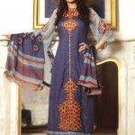 Monsoon Festivana Vol 2 Collection 2013 by Al - Zohaib Textile 002