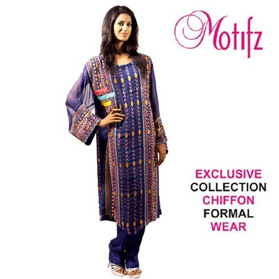 Motifz Formal Wear Collection 2013 For Women 09