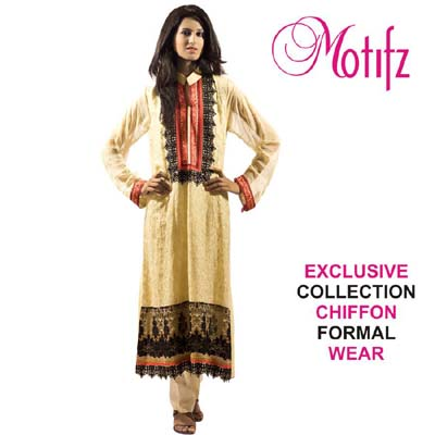 Motifz Formal Wear Collection 2013 For Women 12