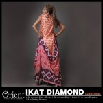 Orient textile Party Wear Mid Summer New Collection 2013-2014 (1)