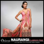 Orient textile Party Wear Mid Summer New Collection 2013-2014 (3)