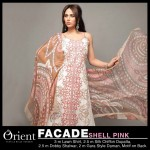 Orient textile Party Wear Mid Summer New Collection 2013-2014 (4)