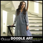 Orient textile Party Wear Mid Summer New Collection 2013-2014 (6)