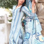 Popular Exclusive Lawn Dresses Collection 2013 003