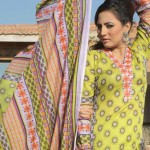 Popular Exclusive Lawn Dresses Collection 2013 004