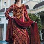 Rizwan BEYG Limited Edition Dresses 2013 by Al Zohaib 003