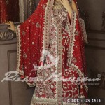 Rizwan Moazzam Lstest Bridal Wear Dresses Collection 2013 002