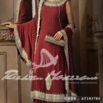 Rizwan Moazzam Lstest Bridal Wear Dresses Collection 2013 004