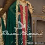 Rizwan Moazzam Lstest Bridal Wear Dresses Collection 2013 006