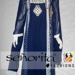 Senorita Fashions Latest Formal Wear Dress Collection 2013 For Women (4)