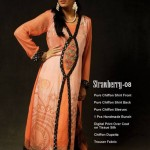 Strawberry Stitched Collection 2013 For Women 001