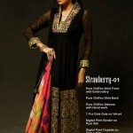 Strawberry Stitched Collection 2013 For Women 002