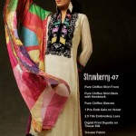 Strawberry Stitched Collection 2013 For Women 003